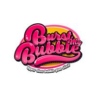 burst my bubble logo
