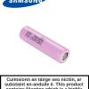 Samsung - 30Q 18650 3000 mAh