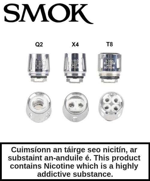 SMOK - Baby Beast Coils 5 Pack