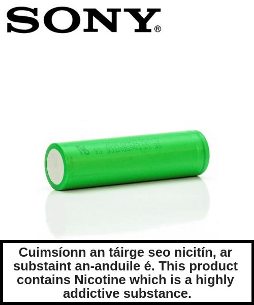 Sony - VTC6 18650 3120mAh