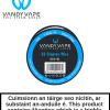 Vandy Vape - SS316L Clapton Wire