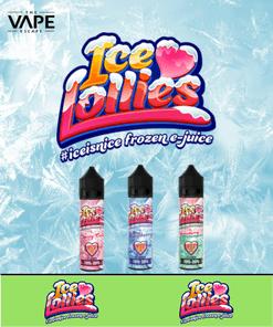 Ice Love Lollies