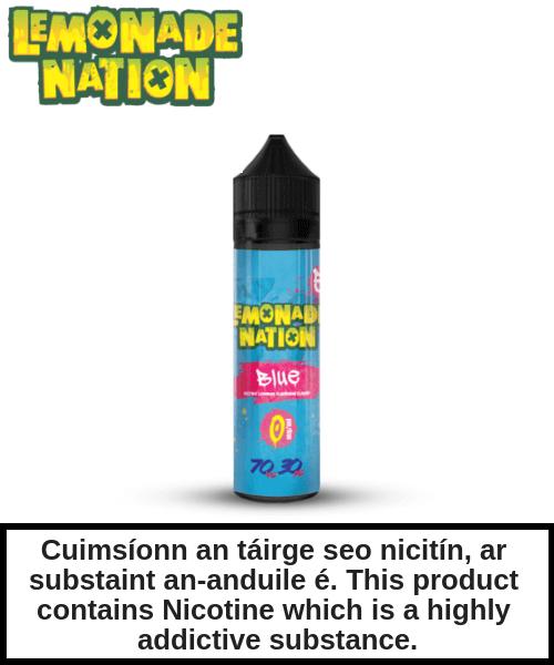 Lemonade Nation - Blue
