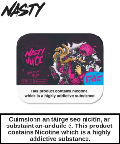 Nasty Juice - Wicked Haze 5 Pack