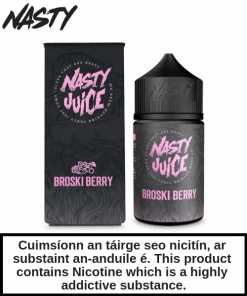 Nasty Juice Berry - Broski Berry