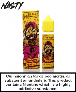 Cush Man - Mango Strawberry