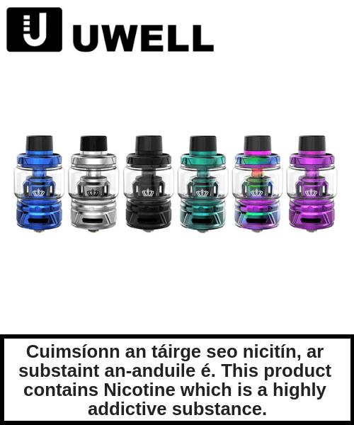 Uwell Crown 4 Sub-Ohm tank