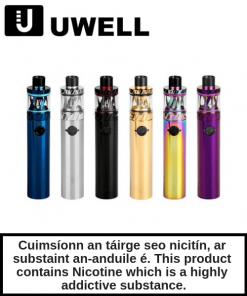 UWELL Whirl 22 Starter Kit