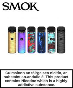 Smok - Nord 15W Pod Kit
