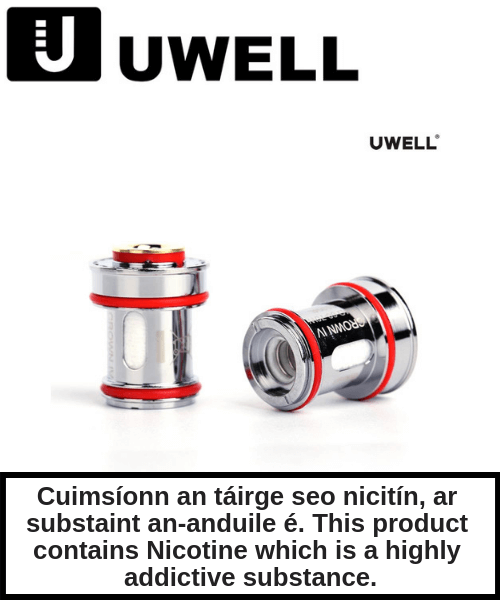 Uwell - Crown 4 Coils (4 Pack)