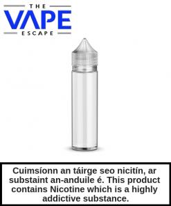 Vape Escape - Filler Bottle 50ml