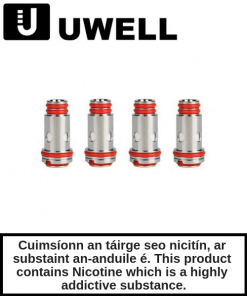 Uwell - Whirl Coils (4 Pack)