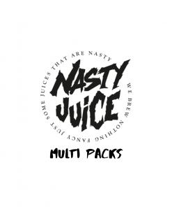 Nasty Juice - 50ML Multipack