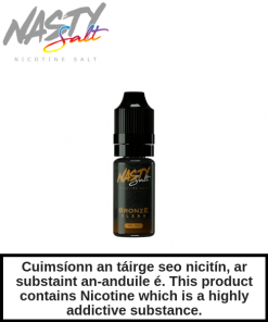 Nasty Salt - Bronze Blend