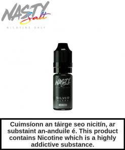 Nasty Salt - Silver Blend