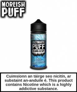Ultimate Puff Chilled - Blue Raspberry