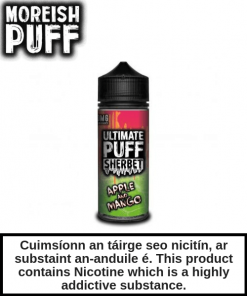 Ultimate Puff Sherbet - Apple & Mango