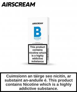 AirScream - Blue Cream Pods