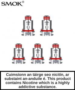 Smok - RPM Coils (5 Pack)