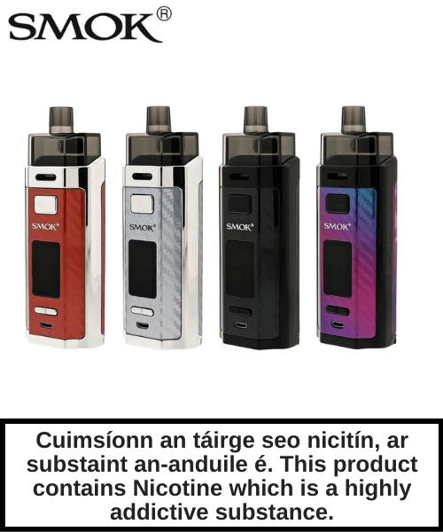 Smok - RPM 160 Kit