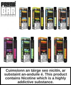 Frunk Bar - Disposable Pod 20mg
