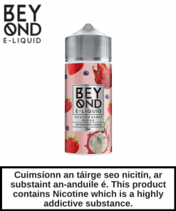 Beyond - Dragonberry Blend 80ML